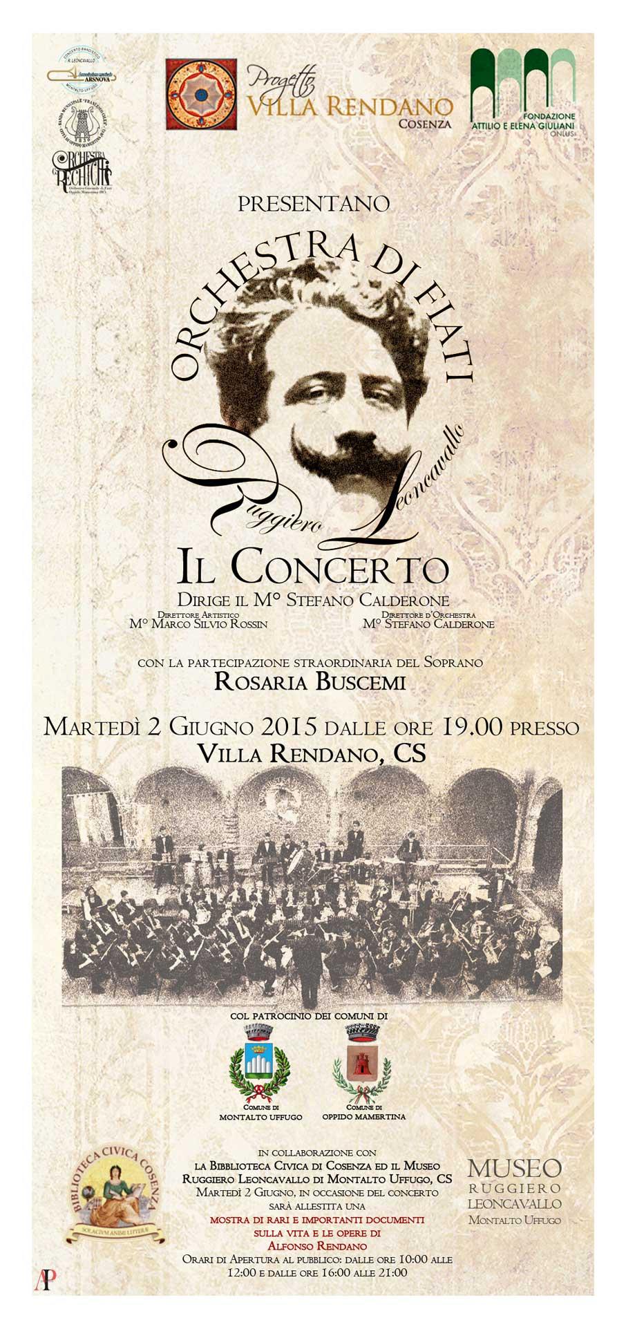 Orchestra Fiati 2 giugno-invito