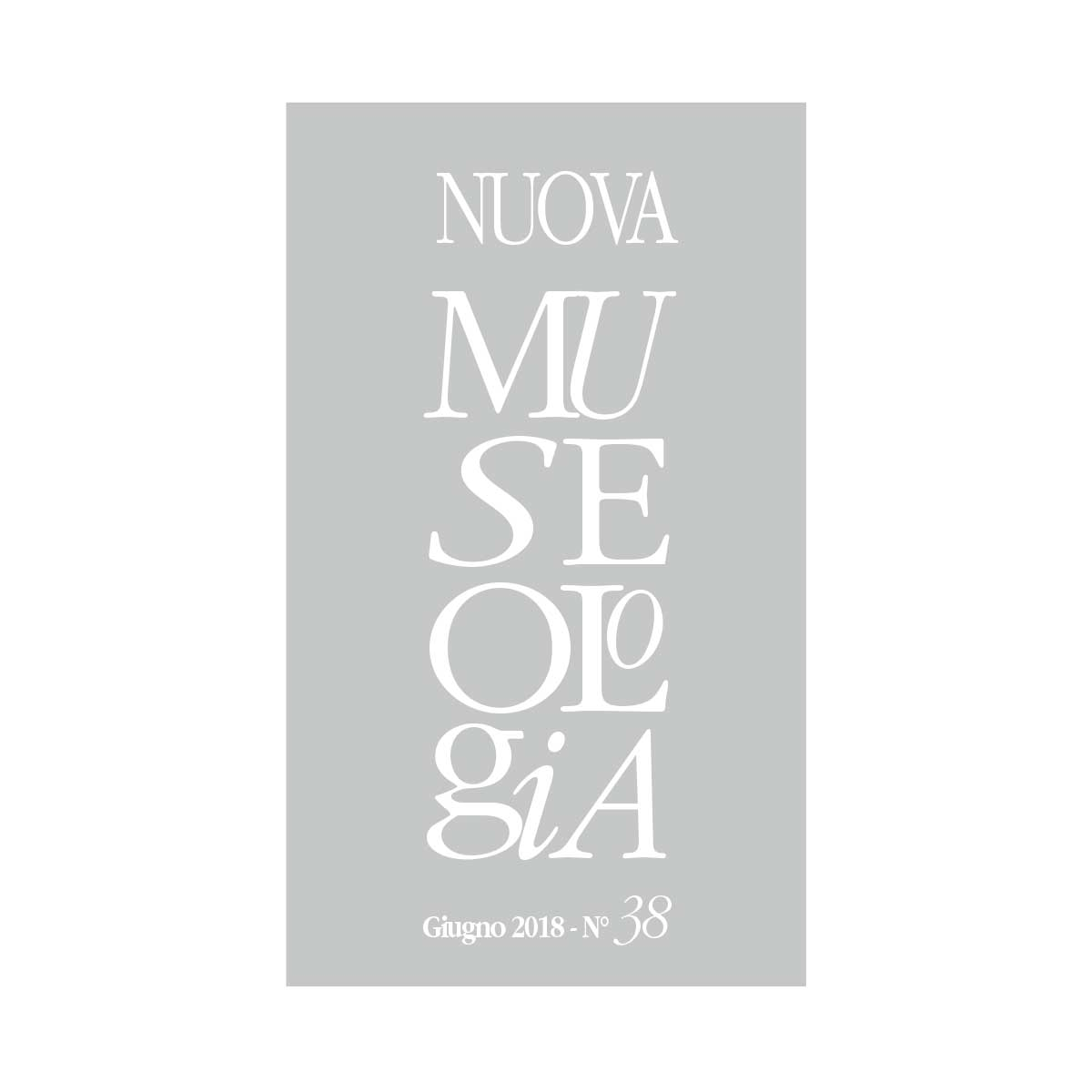 Il Museo multimediale Consentia Itinera – Nuova Museologia, n. 38